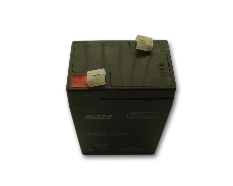 Оловна Батерия Haze ;HZS6-4.5; 6V / 4.5Ah- AGM