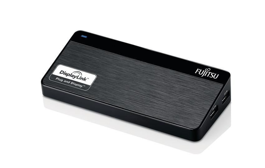 Порт репликатор FUJITSU USB Port Replicator PR7.1