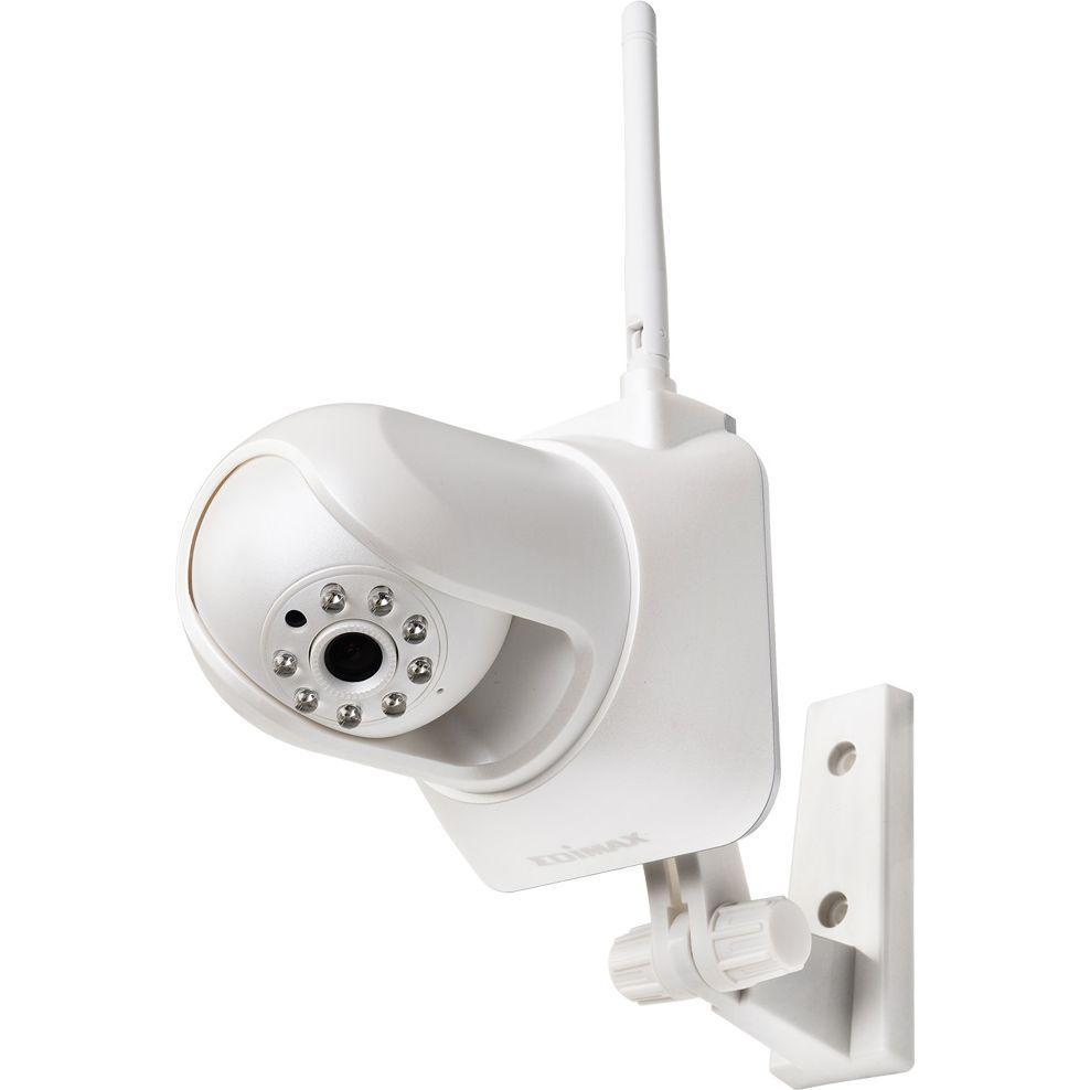 Камера за наблюдение IP EDIMAX IC-7001W, безжична, Pan/Tilt, нощно виждане