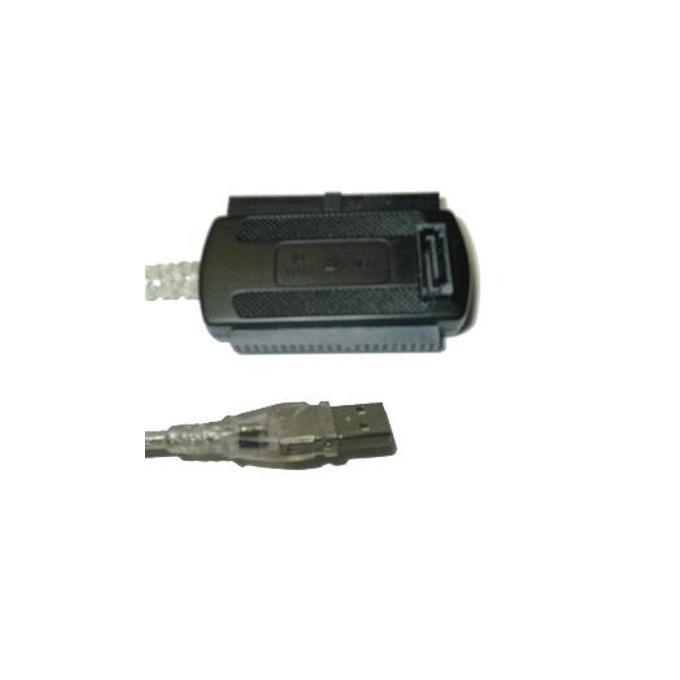 "Конвертор ESTILLO USB 2.0 към 2.5""/3.5"" SATA / IDE"
