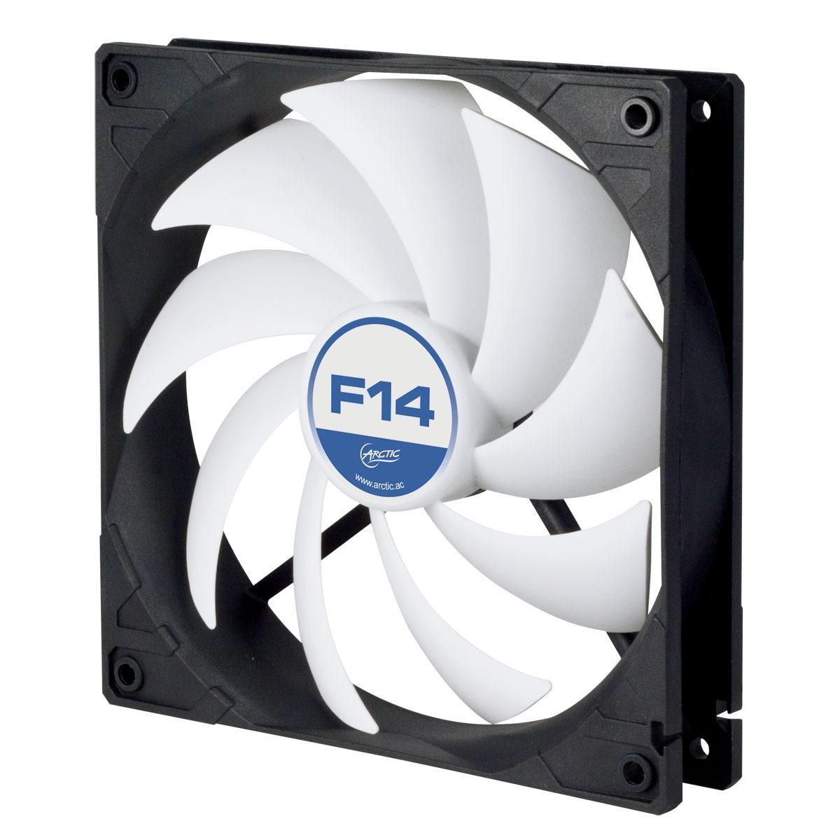 Вентилатор ARCTIC F14, 1300 RPM