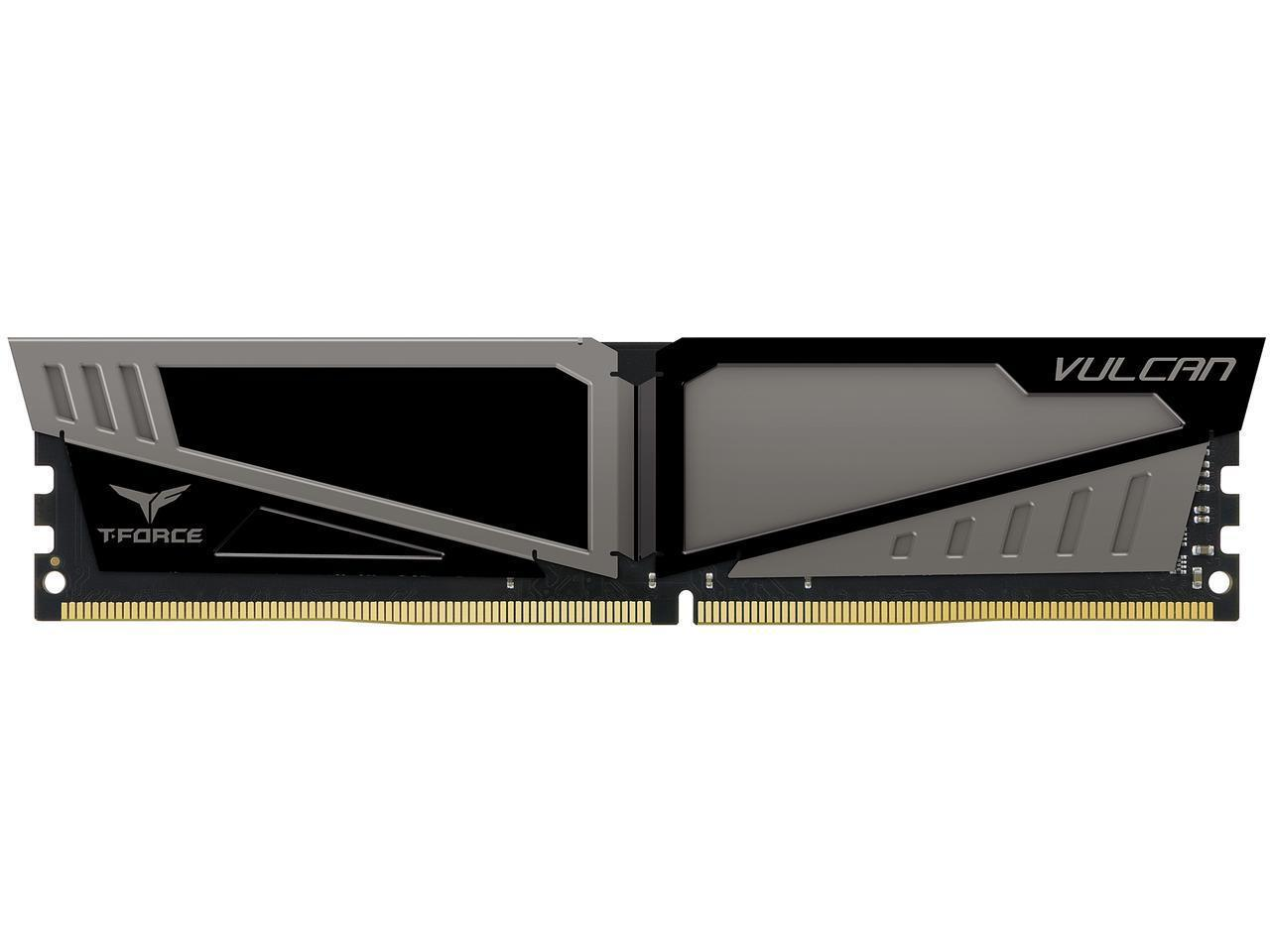 Памет Team Group T-Force Vulcan DDR4 4GB 2666MHz  CL15-17-17-35 1.2V