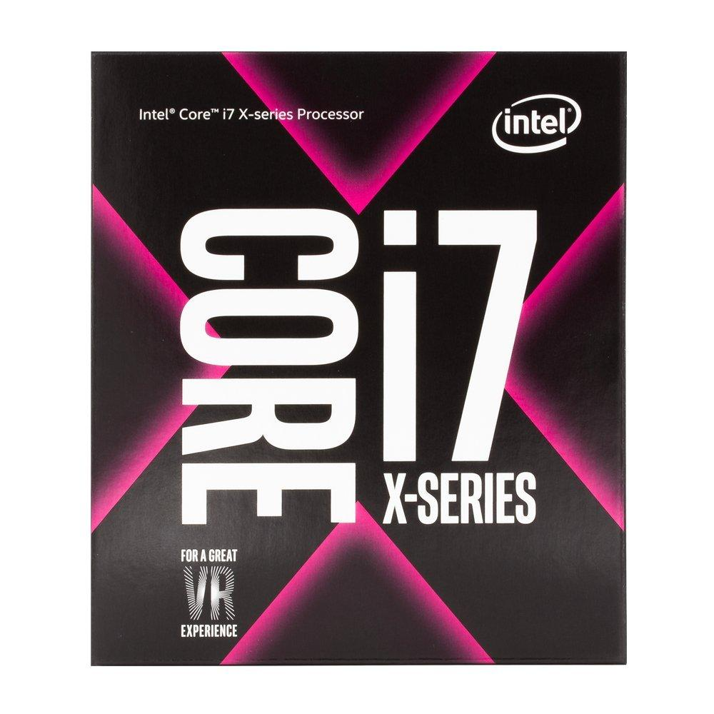 Процесор Intel Core i7-7800X, 3.5GHz, 8.25MB, 140W, LGA2066