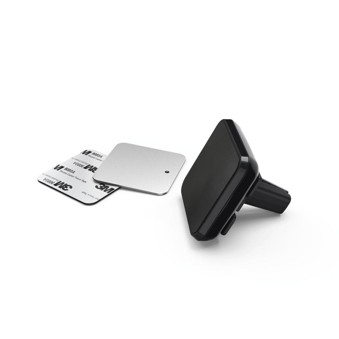 Автомобилна стойка за телефон HAMA Magnet, Магнитна, Черен