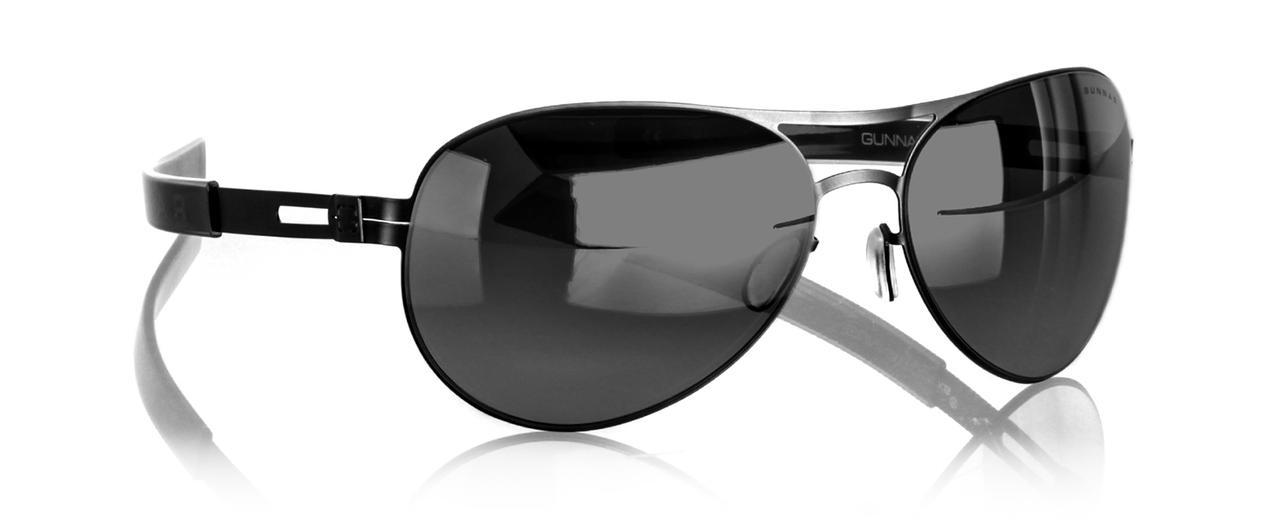 Геймърски очила GUNNAR, TITAN Onyx, Grey, Черен