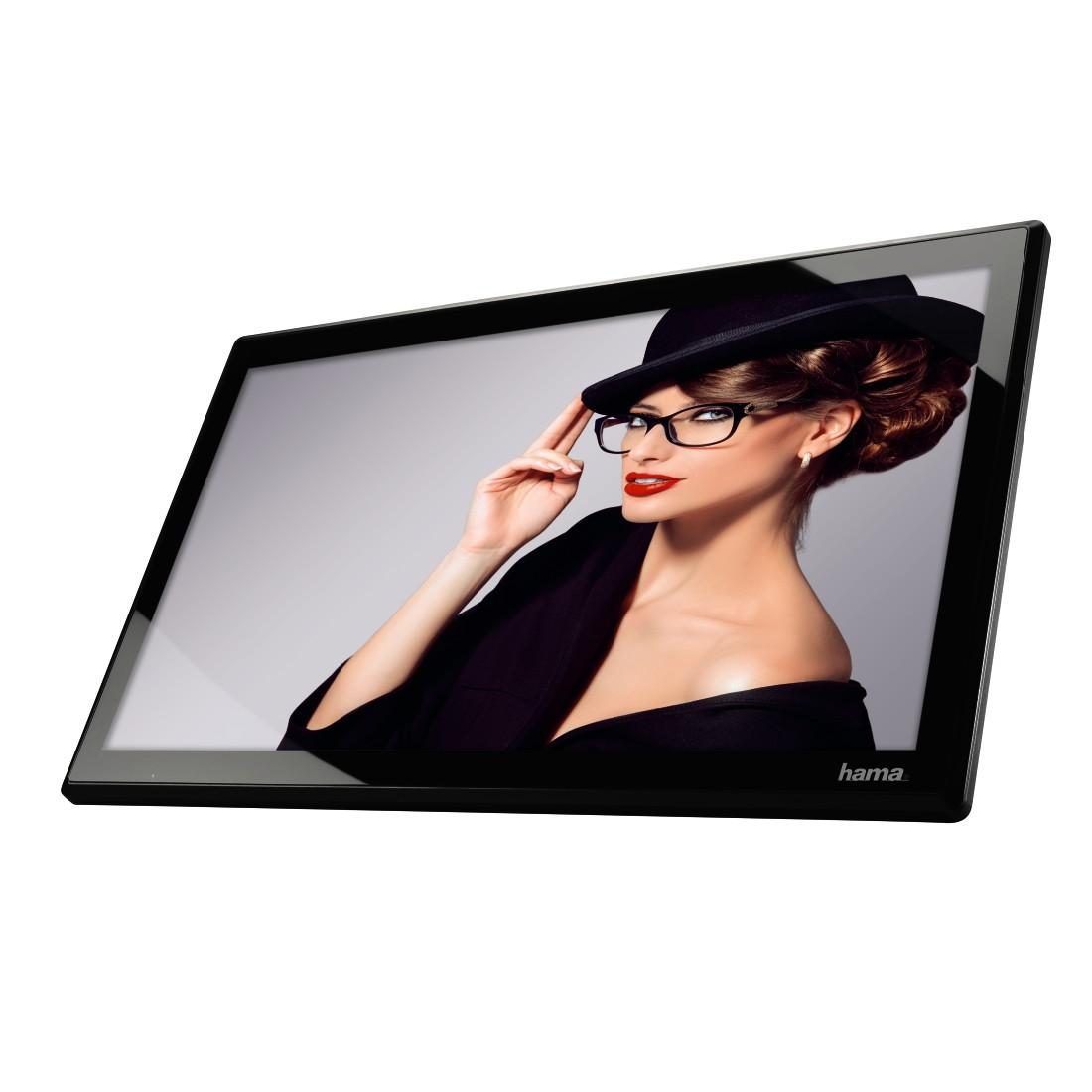 "Цифрова фото рамка HAMA 173SLPFHD, 17.3"", Slim, Full HD, HDMI"
