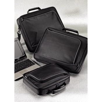 "Чанта за лаптоп HAMA ""Sportsline Bordeaux"", 15.6"", Черен"