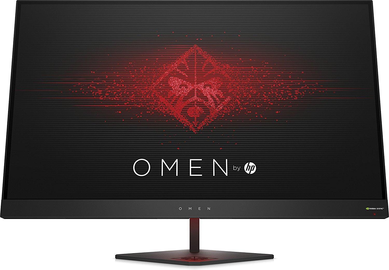 "Монитор HP Omen 27"" QHD (2560x1440) Z4D33AA 165Hz G-Sync, HDMI, DisplayPort, 3 x USB 3.0"