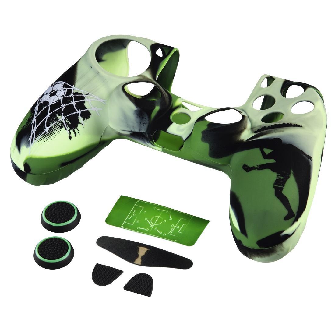 Комплект аксесоари HAMA Soccer, 7in1 за PS4/SLIM/PRO Dualshock 4 Controller