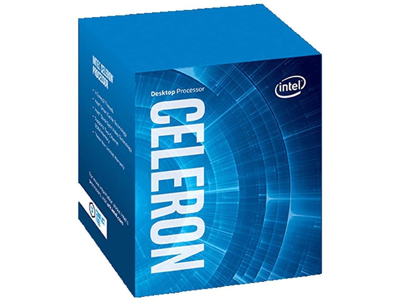 Процесор Intel Celeron G5920, 3.5GHz, 2MB, 58W, LGA1200, BOX