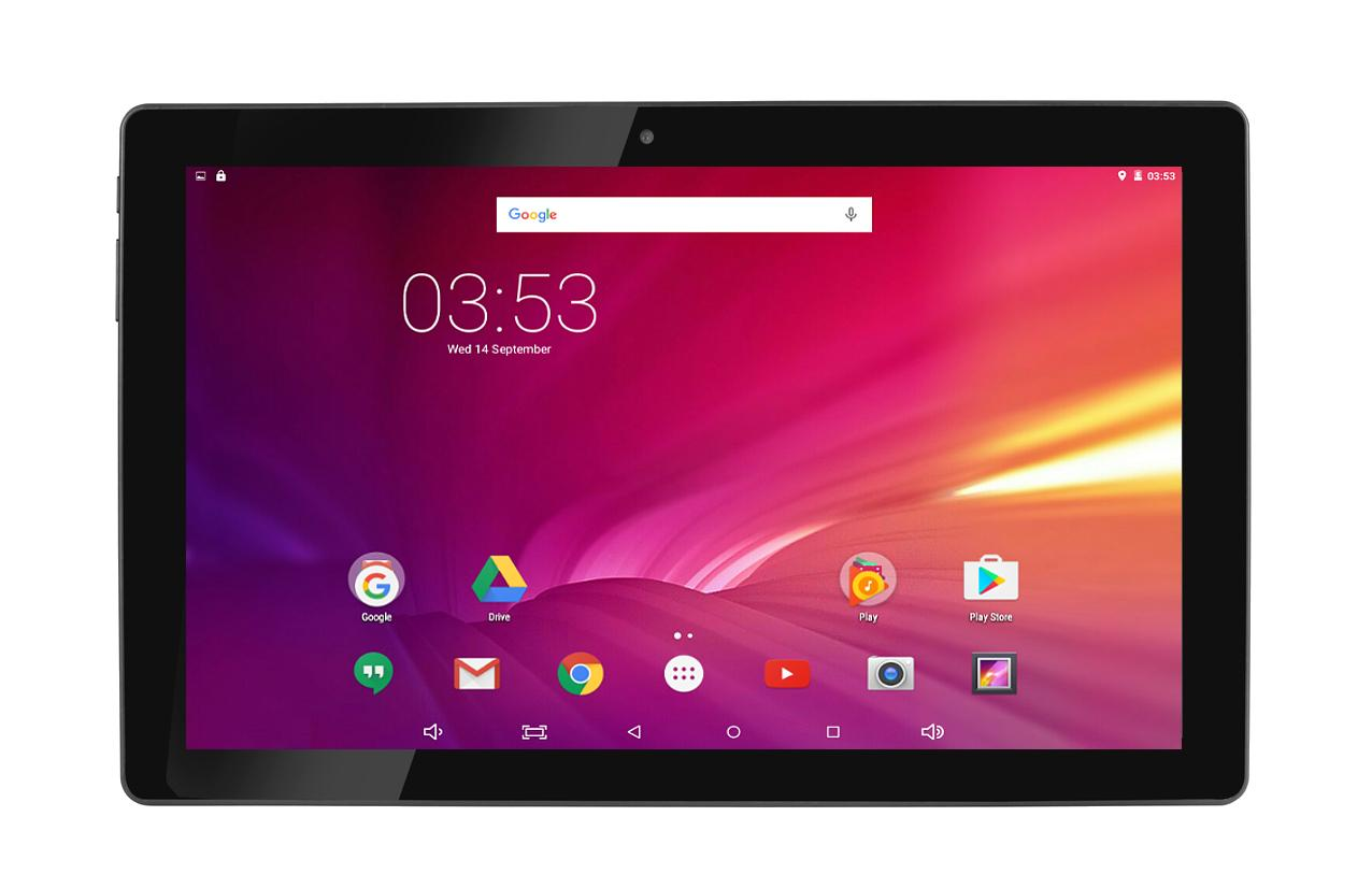 "Таблет Hanspee Hanspad Poseidon, CPU Quad Core MT8163 64 bit 1.3GHz,11.6"", 2GB PCDDR3, 16GB, Wi-Fi, Bluetooth, GPS, Android 6.0, Черен"