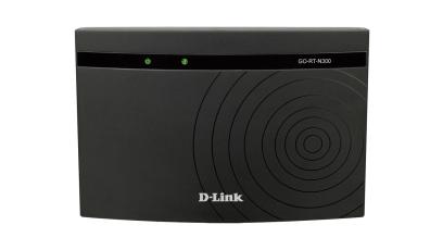 Безжичен рутер D-Link  N 300 EASY , GO-RT-N300/E
