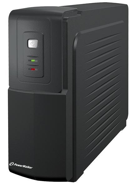 UPS POWERWALKER VFD 1000, 1000VA, Off-Line