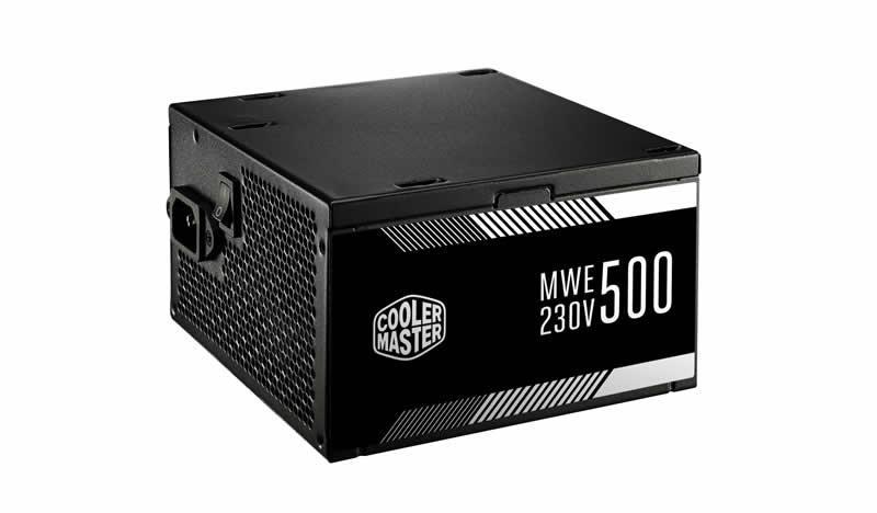 Захранващ блок Cooler Master MWE 500W 80+ Bulk