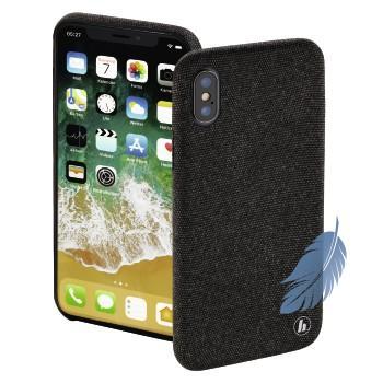 """Гръб HAMA """"Cozy"""" за Apple iPhone X, черен"""