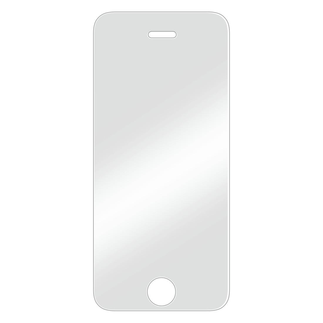 Протектор за екран HAMA Premium Crystal Glass 173252, iPhone 5/5s/5c/SE