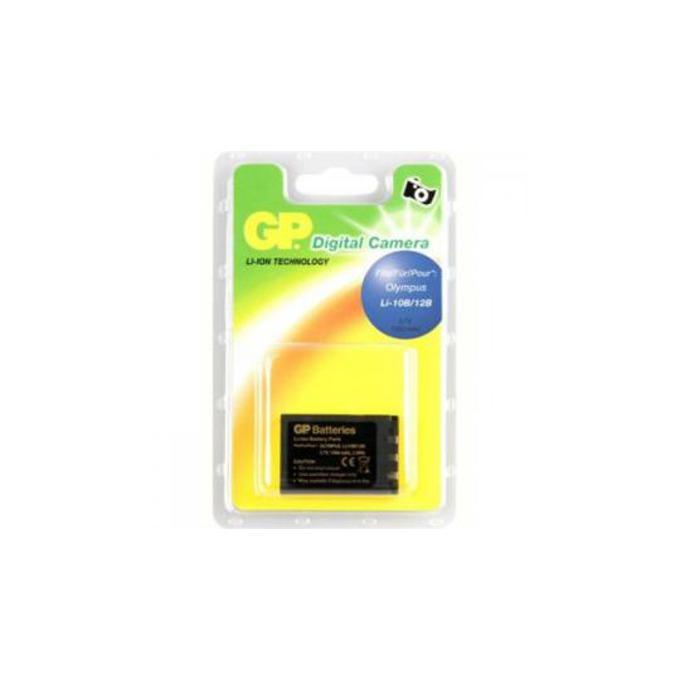 Батерия за апарат OLYMPUS LI10B, Li-Ion, 3.7V, 1100mAh, GP