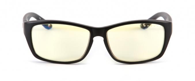Геймърски очила GUNNAR MLG Micron Onyx, Amber, Черен