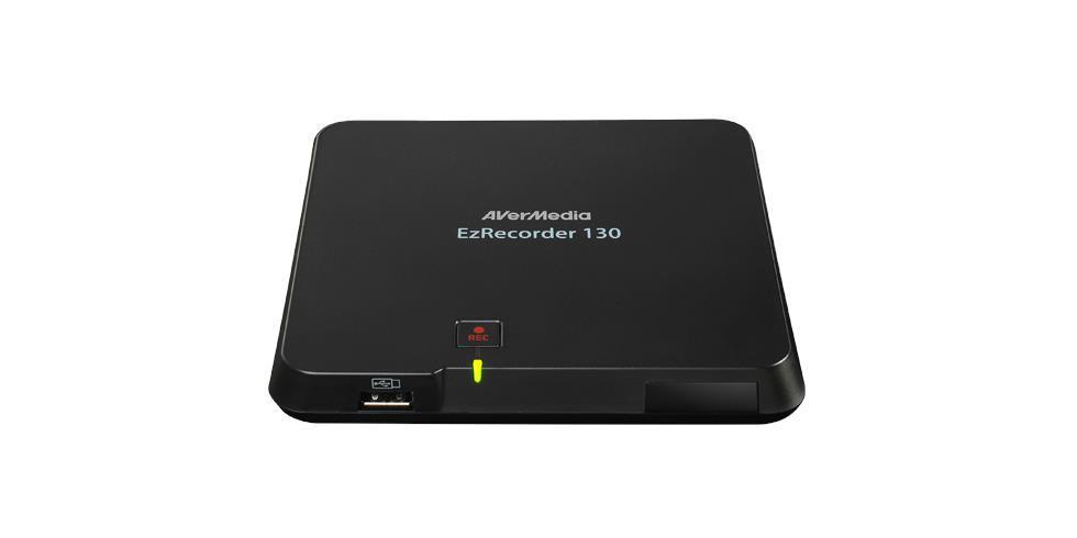 Външен кепчър Aver Media EZrecorder 130
