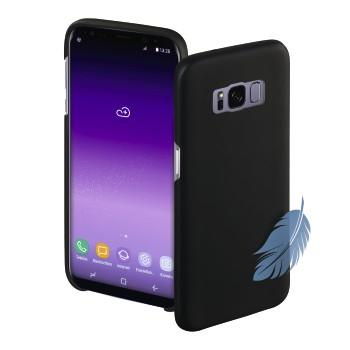 Гръб  HAMA Silk за Samsung Galaxy S8, черен