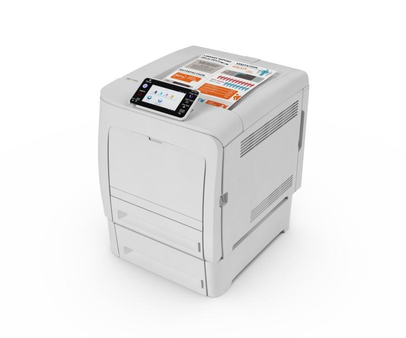 Цветен лазерен принтер RICOH SPC342DN, A4