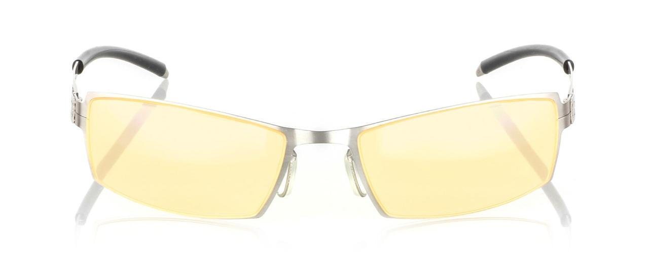Геймърски очила GUNNAR SHEADOG Mercury, Amber, Сребрист
