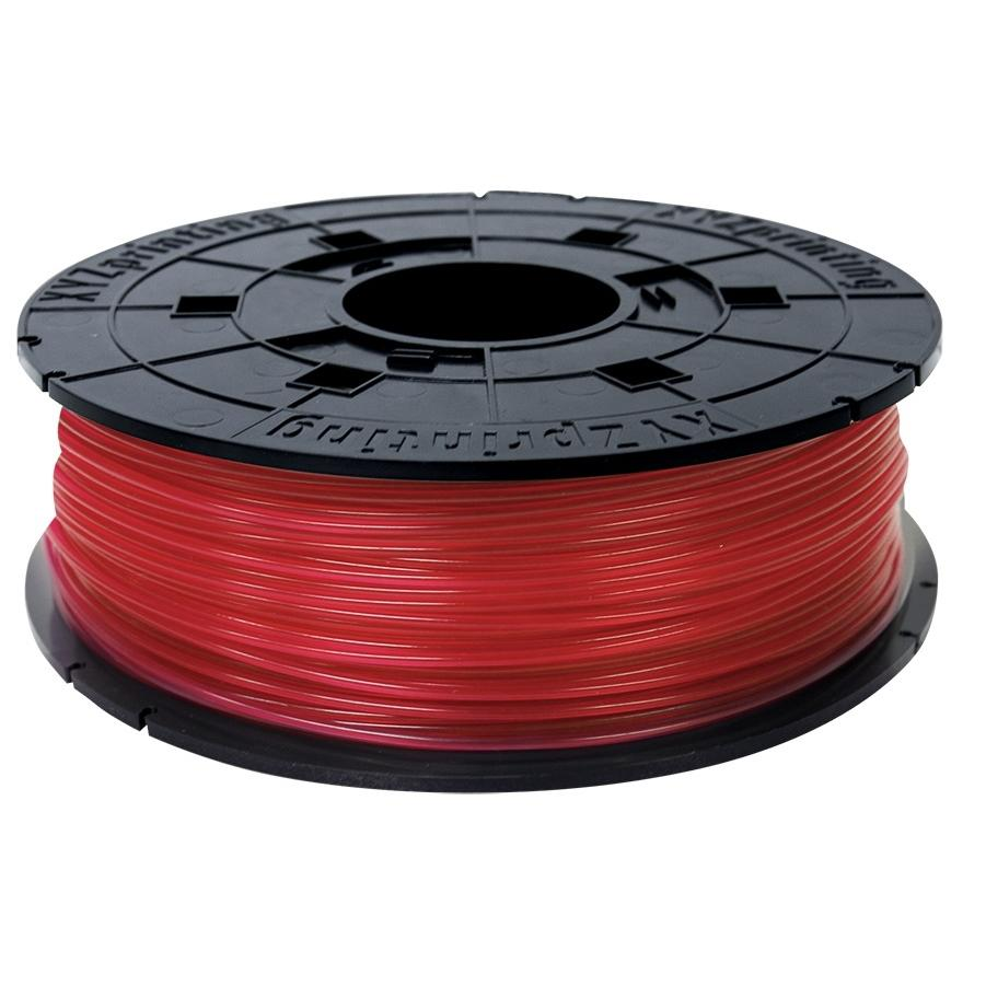 Консуматив за 3D принтер XYZprinting - PLA (NFC) filament , 1.75 mm, Clear RED