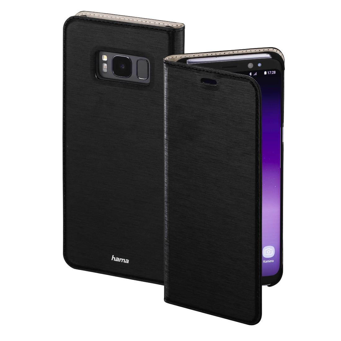 "Калъф HAMA ""Slim"" за Samsung Galaxy S8, Черен"