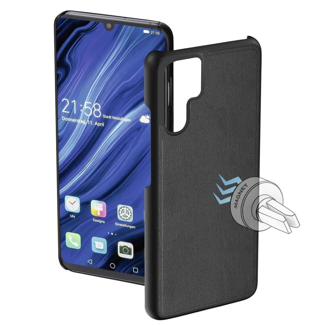 Калъф HAMA Magnet, за Huawei P30 Pro, черен