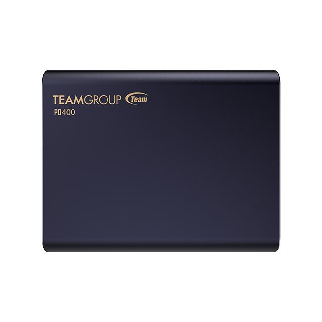 Външен Solid State Drive (SSD) Team Group PD400 480GB, USB 3.1 Type-C