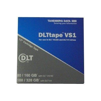 Почистваща Tandberg DLT VS1 касета за DLT VS160, DLT V4
