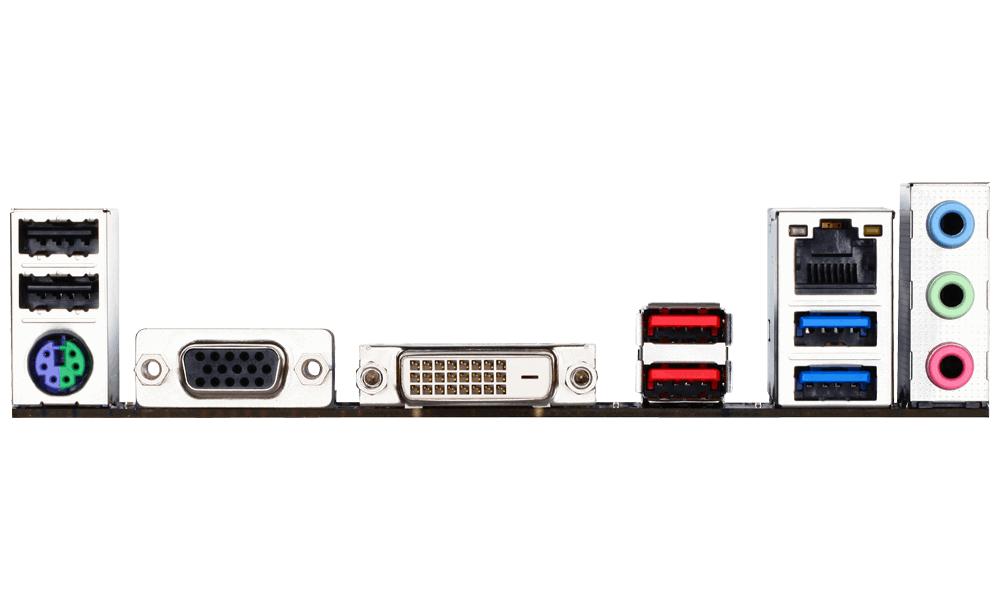 Дънна платка GIGABYTE GA-F2A88XM-DS2P, Socket FM2+, Micro ATX, DDR3, rev 1.0