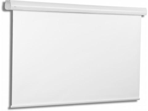 Електрически екран AVERS Solaris 35-26 MW, 350 x 263, 4:3, Бял