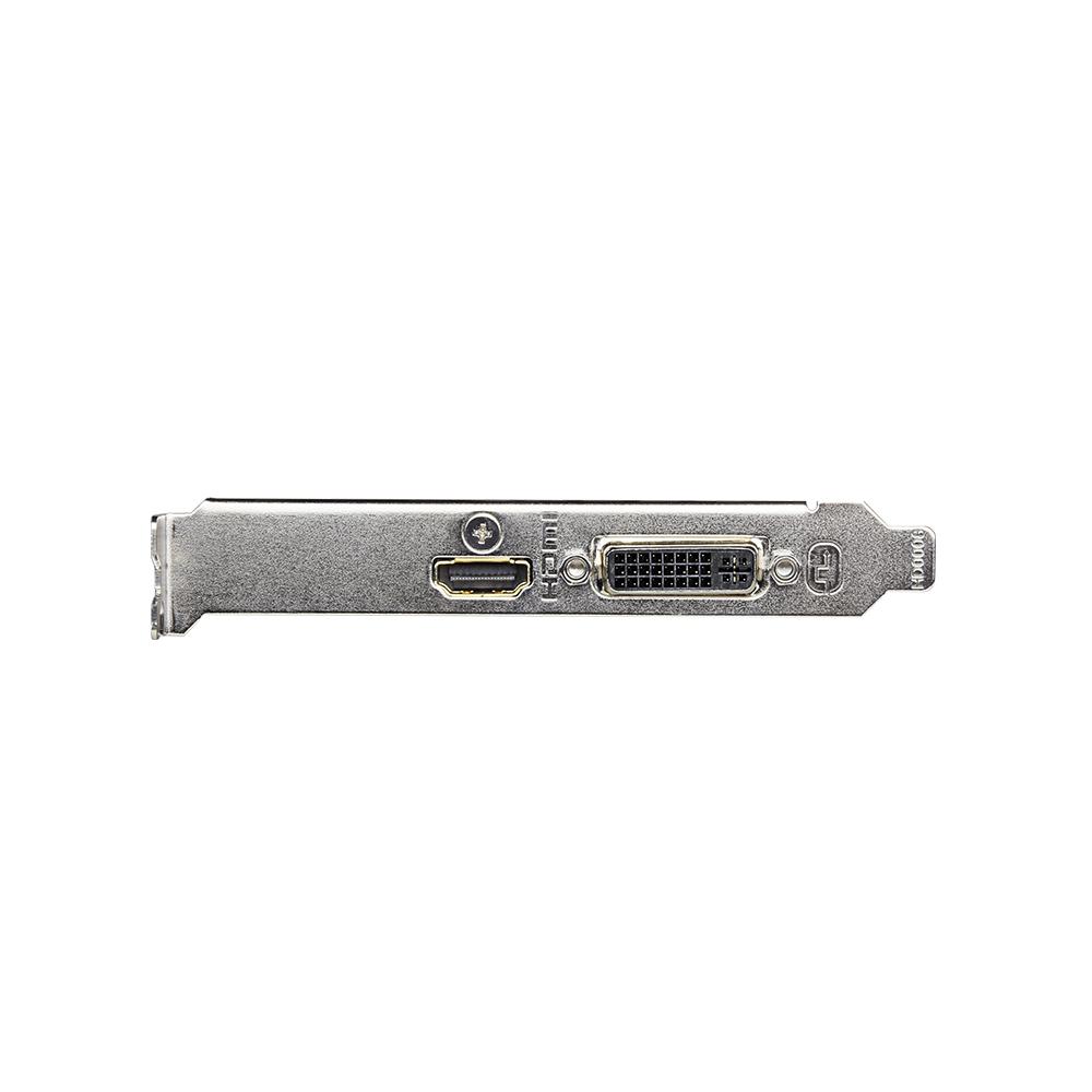 Видео карта GIGABYTE GV-N730D5-2GL, 2GB, GDDR5, 64 bit, DVI-D, HDMI