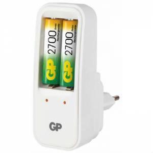 Зарядно у-во GP ,PB410GS210+2 AA NiMH 2700mAh