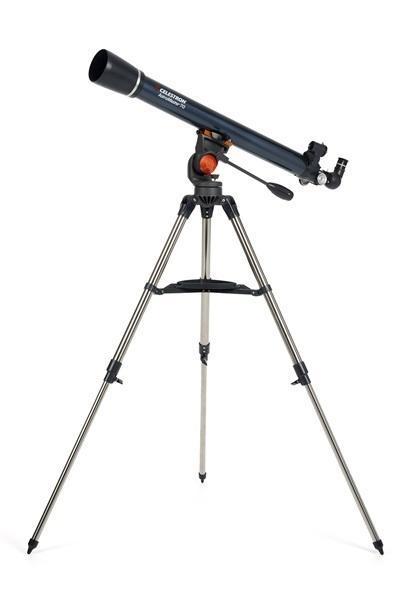 Телескоп Celestron AstroMaster 70AZ, Рефрактор