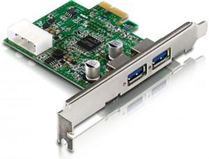 Конвертор ESTILLO PCIex - 2 x USB 3.0