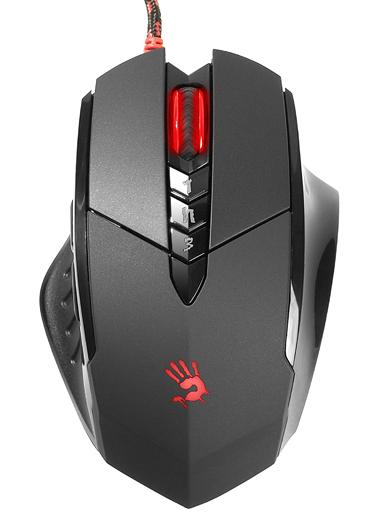 Геймърска мишка Bloody, V7M, Оптична, Жична, USB