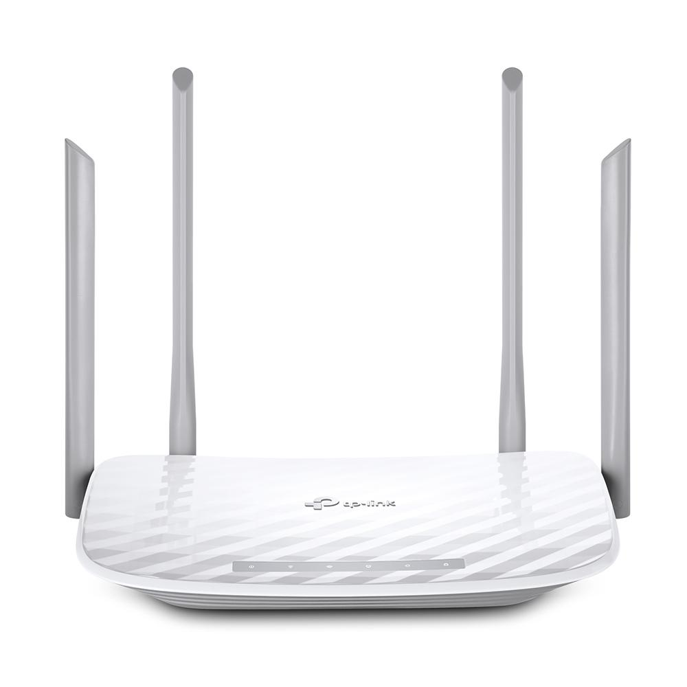 Безжичен рутер TP-Link Archer A5 AC1200, Dual band, 5xMbps