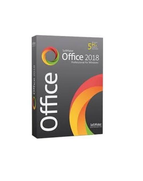 Софтуерен офис пакет SoftMaker Office Proffesional 2018 for Windows- лиценз за 5 бр. потребителя