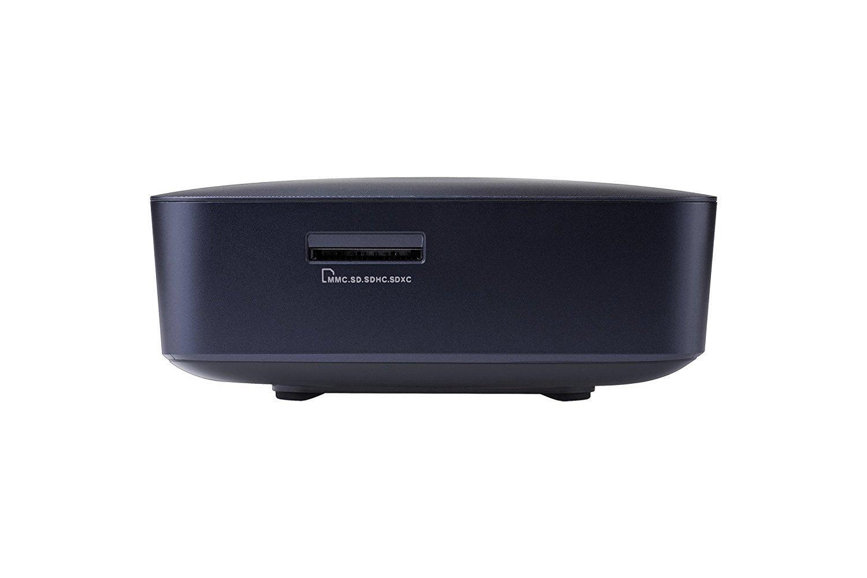 Настолен компютър ASUS Vivo PC UN65U-BM009M, Intel® Core™ i5-7200U/ 2 x So-dimm DDR4/ M2 SSD+ 2.5HDD/Wi-Fi AC+BT/ No OS