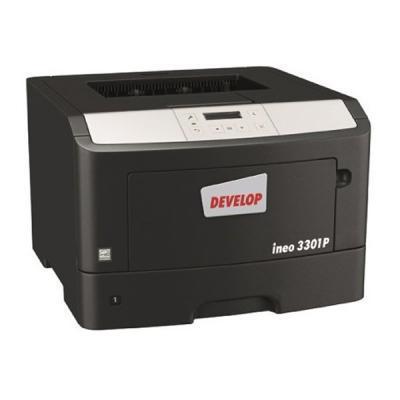 Монохромен лазерен принтер Develop Ineo 3301P, A4