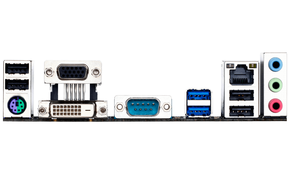 Дънна платка GIGABYTE GA-H110M-S2PV, Socket 1151, Micro ATX, DDR4, rev 1.0