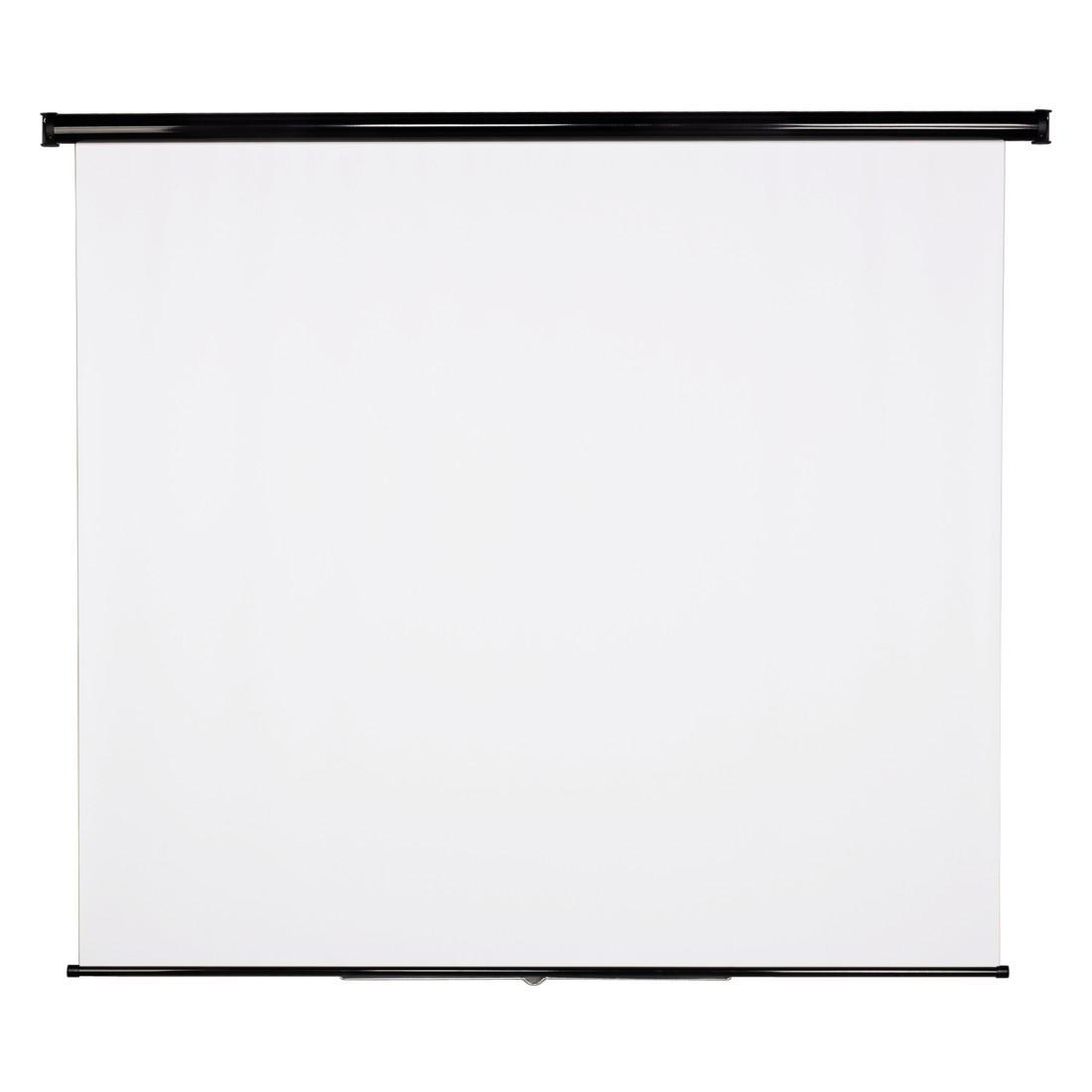Проекторен екран за стена HAMA 18748, 175 x 175, 1:1