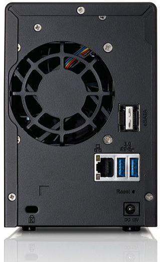 Мрежов Сторидж Fujitsu CELVIN NAS Server QE705, 2x3TB, 2 GHz, 1 GB DDR3