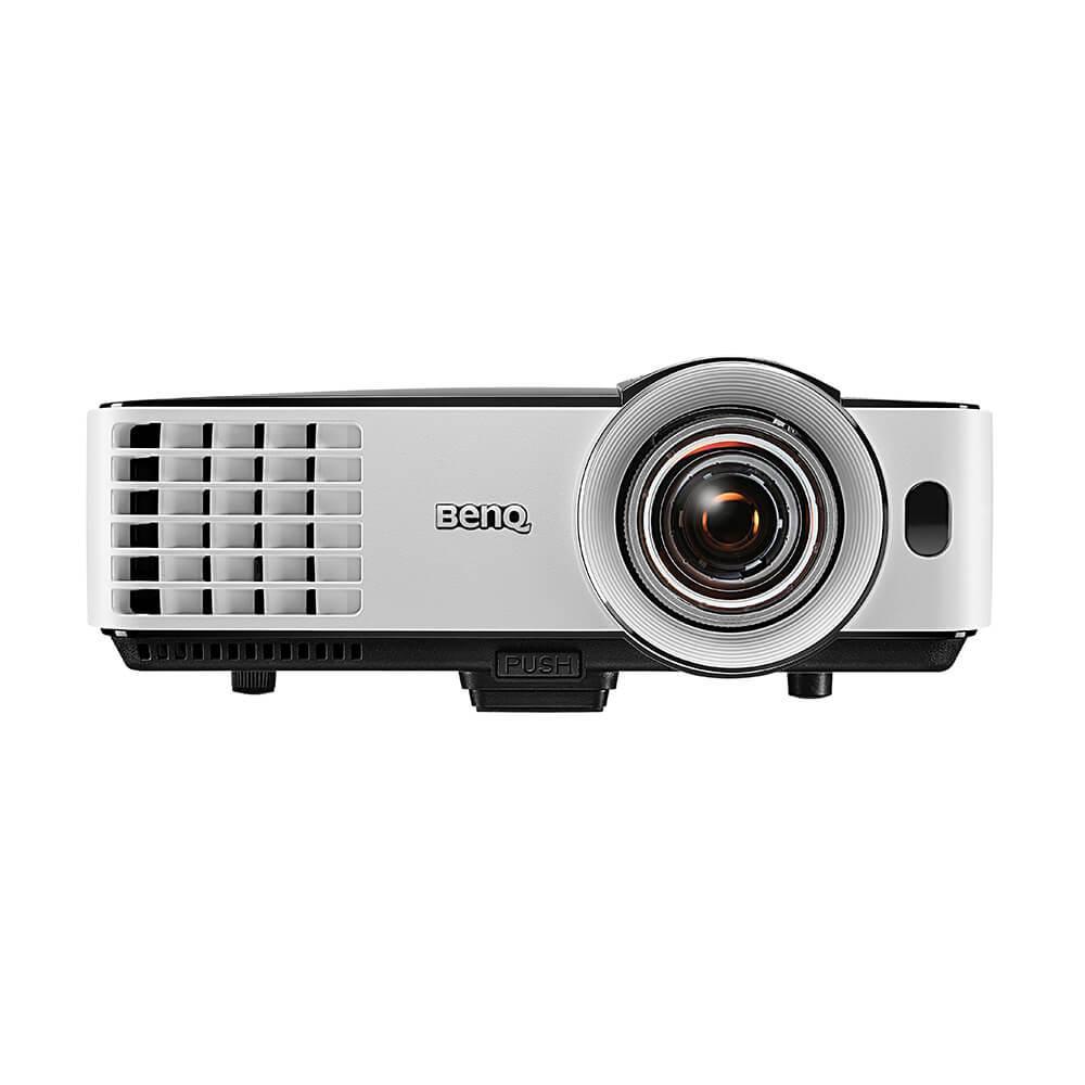 Видеопроектор BenQ MX631ST, DLP, XGA, 3200 ANSI, 13000:1, Късофокусен, черен