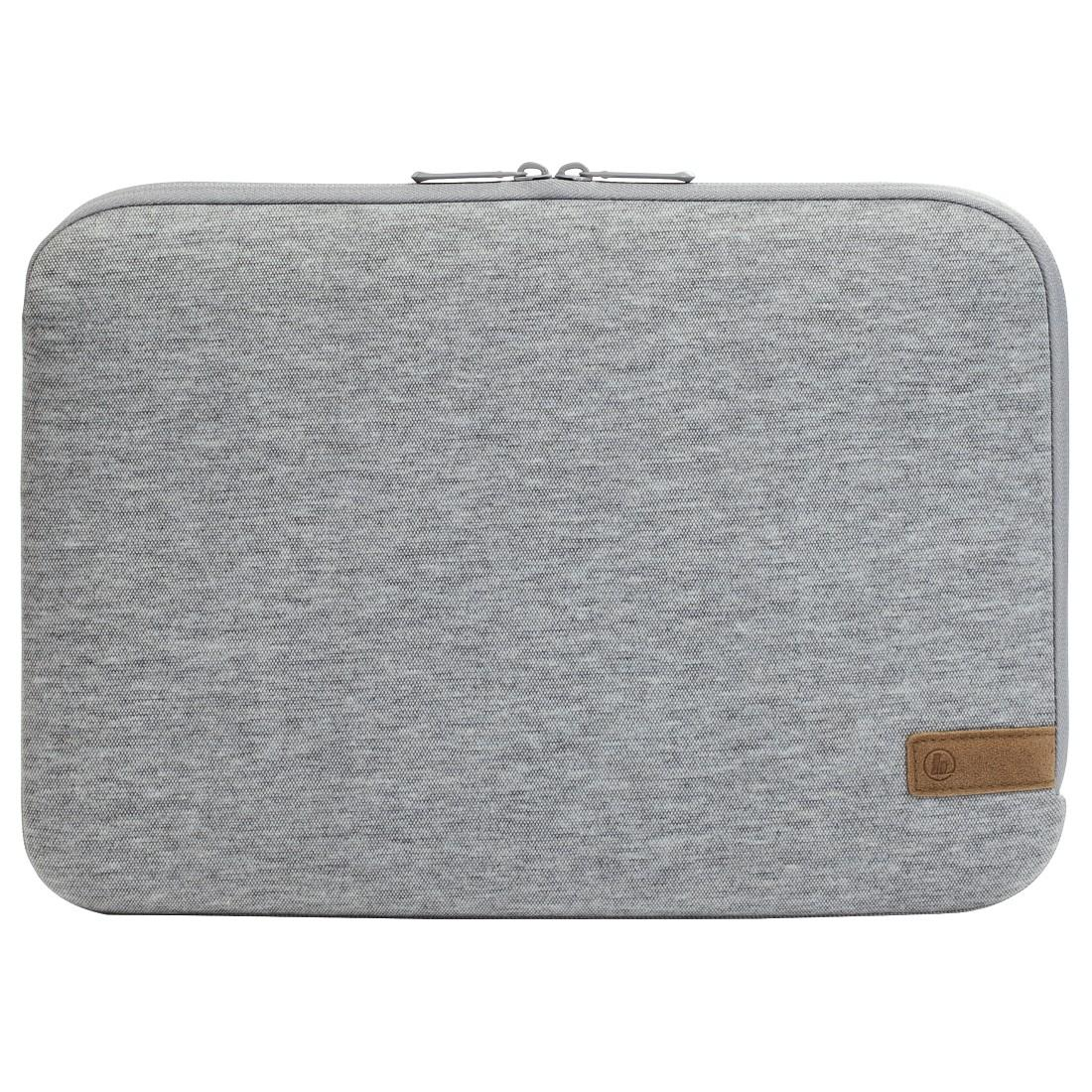 "Универсален калъф за лаптоп HAMA Jersey, до 30 см  (11.6""), Сив"
