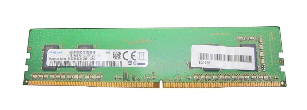 Памет Samsung 4GB DDR4 PC4-19200 2400MHz CL17 1.2v