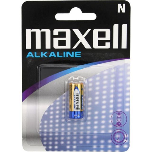 Алкална батерия MAXELL LR-1 /1 бр. в опаковка/ 1.5V