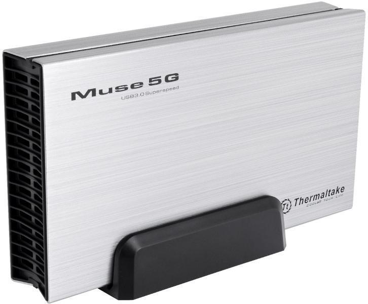 """Чекмедже за твърд диск Thermaltake Muse 5G, 3.5"""", USB 3.0"""
